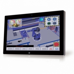 "10"" Touch Panel PC AFL3-W10A - Celeron J1900"