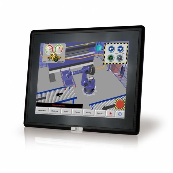 """12"""" Industrial Monitor DM-F12A"""