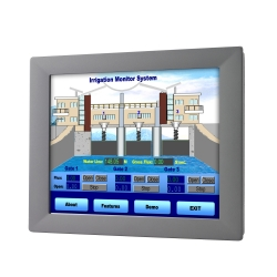 """15"""" Industrial Touch Monitor FPM-2000"""