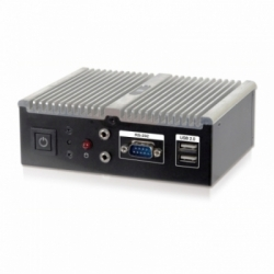 Industrial Fanless PC uIBX-230-BT - Celeron N2930