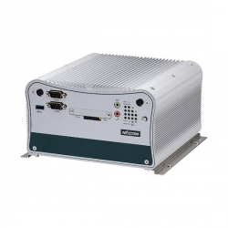 Industrial Fanless PC NISE 2420 - Atom E3845