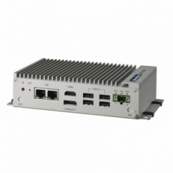 PC Industriel Fanless UNO-2362G - AMD T40E