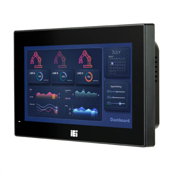"Panel PC Tactile 7"" AFL3-W07A-AL-N1 - Celeron N3350"