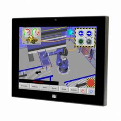 "Panel PC Tactile 12"" AFL3-12C-ULT3 - Celeron/Core i5"