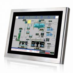 "15"" Touch Panel PC INOX-F15C-ULT3 - Celeron/Core i5"