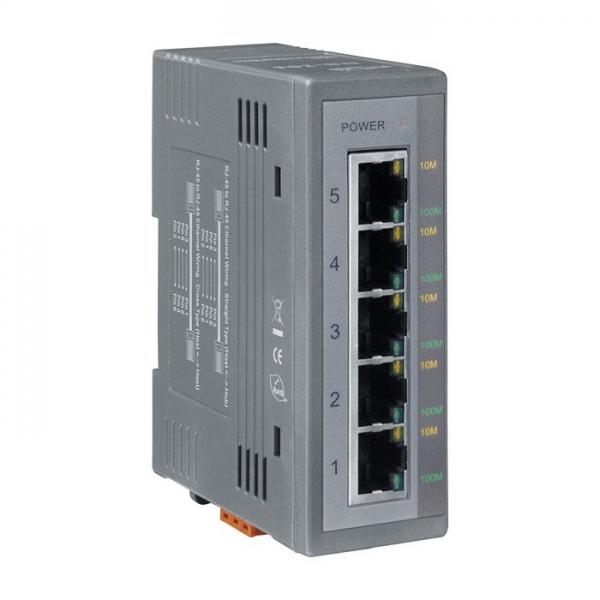 Switch Industriel 5 Ports NS-205