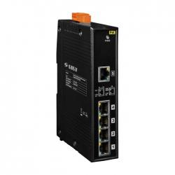 Switch PoE Industriel 5 Ports NS-205PSE-24V