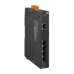 Switch PoE Industriel 5 Ports NSM-205PSE-24V