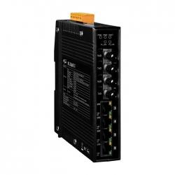 4-port 10/100 Mbps Ethernet with 2 fiber ports Switch NS-206AFT