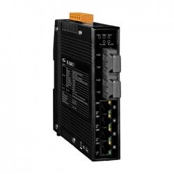 4-port 10/100 Mbps Ethernet with 2 fiber ports Switch NS-206AFC