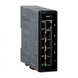 5 Ports Industrial Switch NS-205A