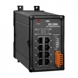 Switch Industriel 8 Ports Gigabit NSM-208AG
