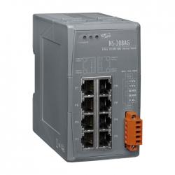 Switch Industriel 8 Ports Gigabit NS-208AG