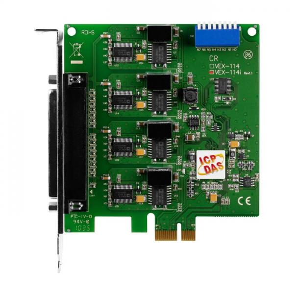Carte VEX-114i